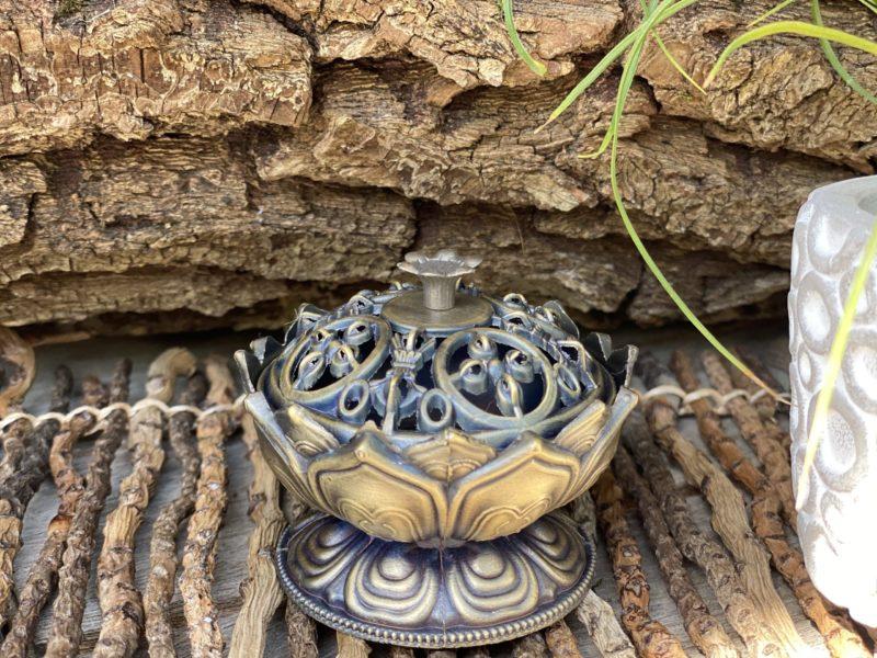 Brûle Encens Fleur de Lotus Image