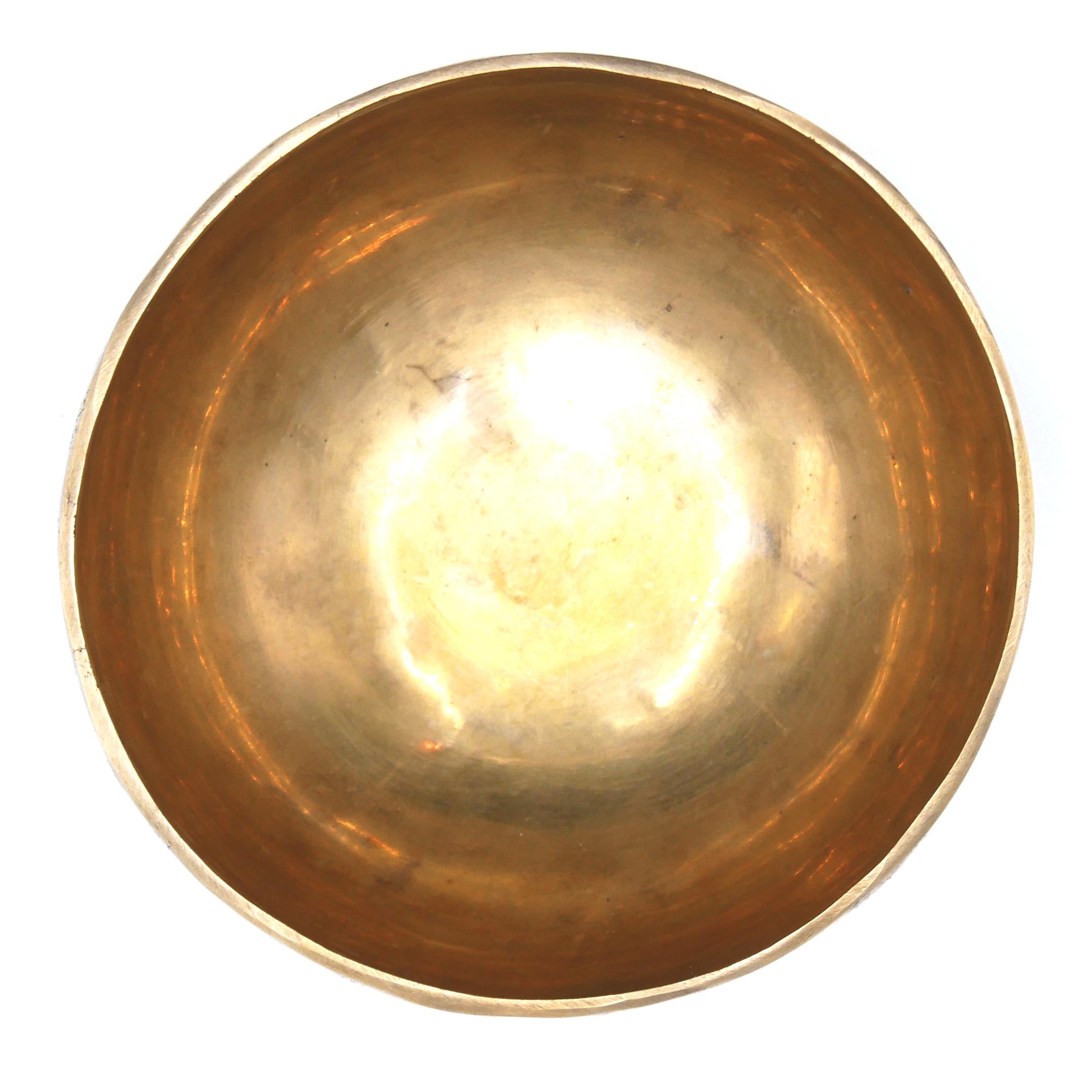 Bol Chantant Traditionnel  Népalais - 13 cm Image