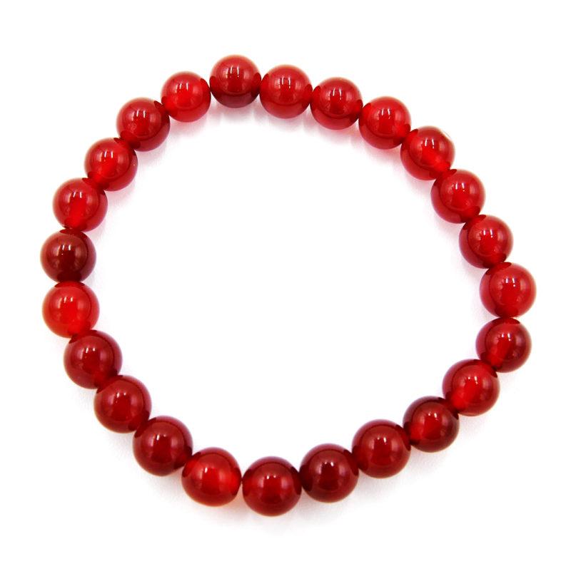 Bracelet Tourmaline Rouge Image