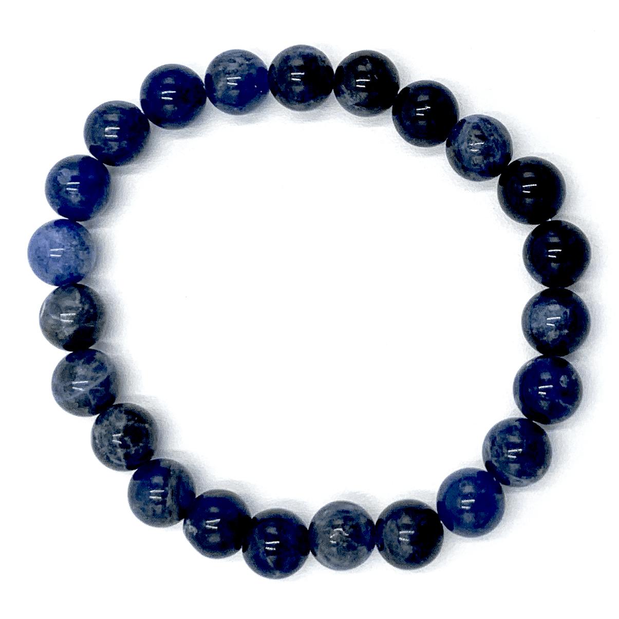 Bracelet Lapis Lazuli & Sodalite Image