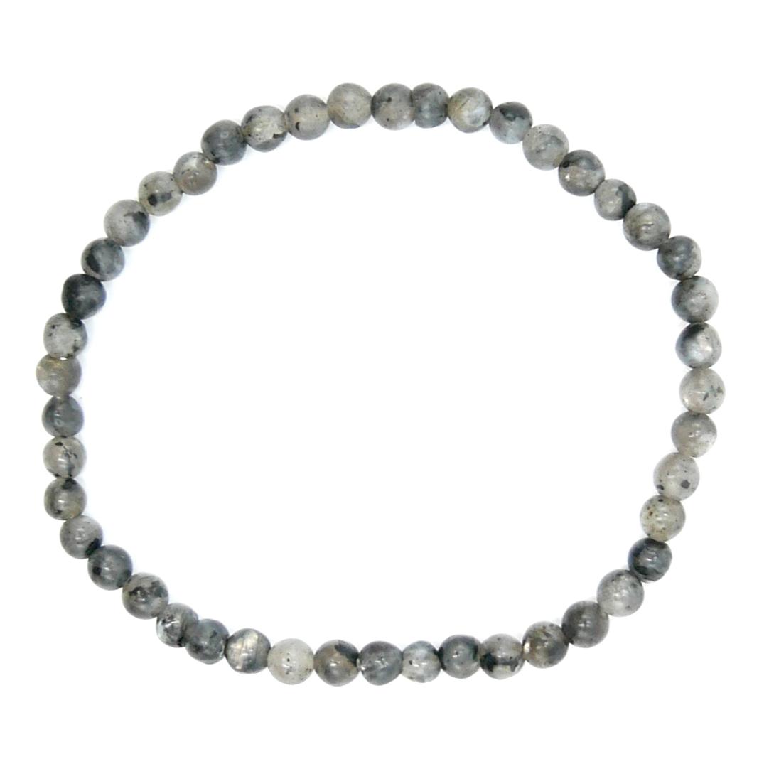 Bracelet Labradorite Grise - Fin Image