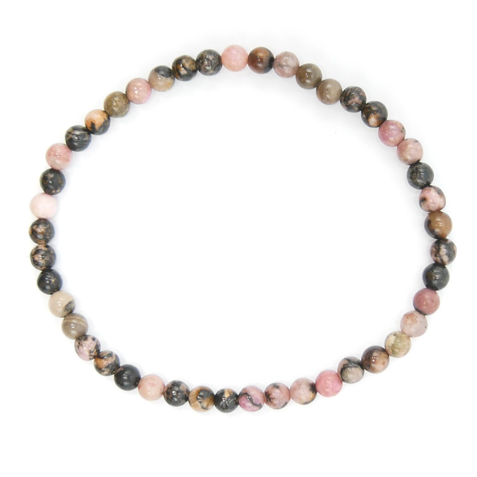 Bracelet Rhodonite - Fin Image