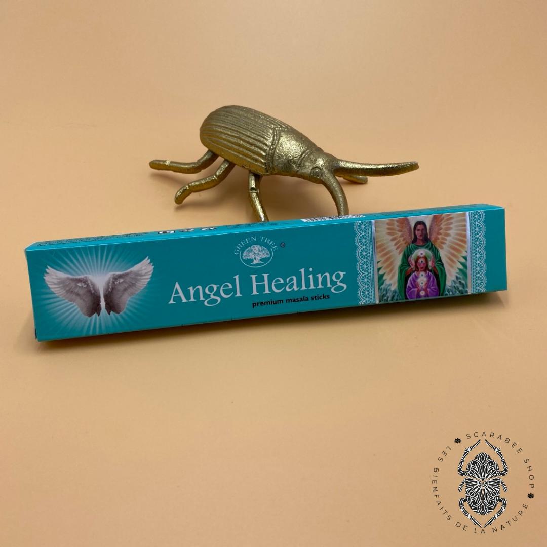 Encens green tree - angel healing Image